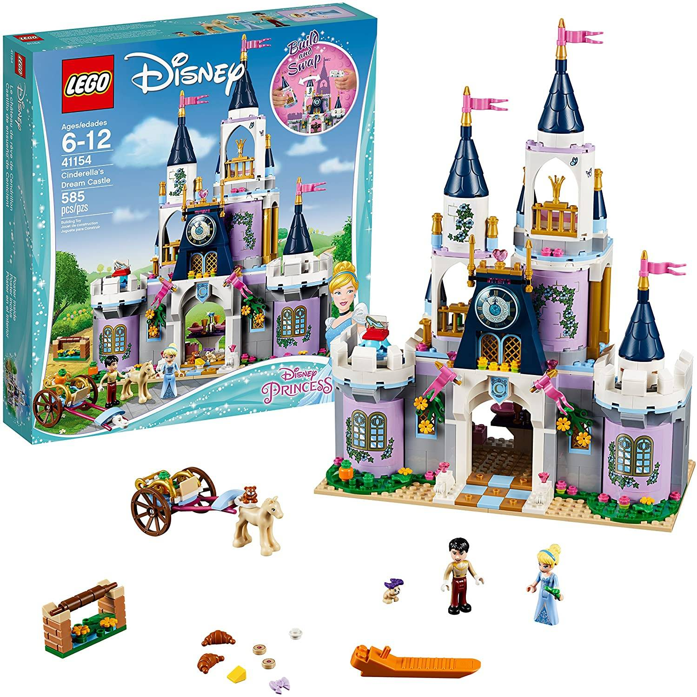 Lego Disney Cinderella Castle