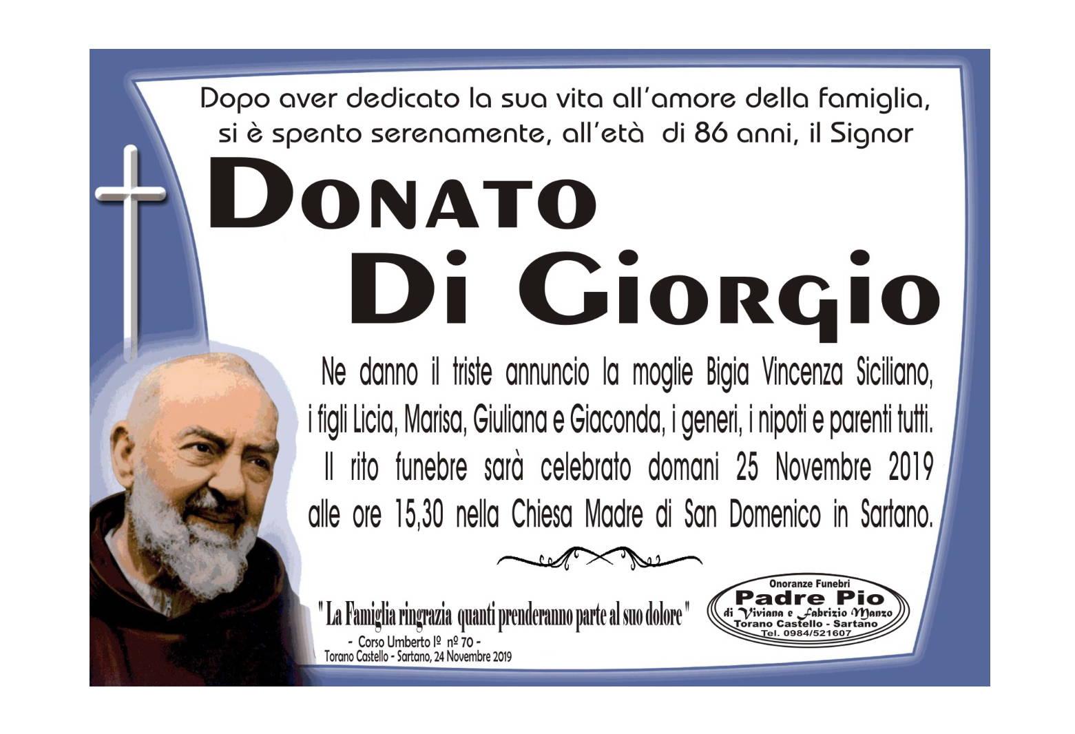 Donato Di Giorgio