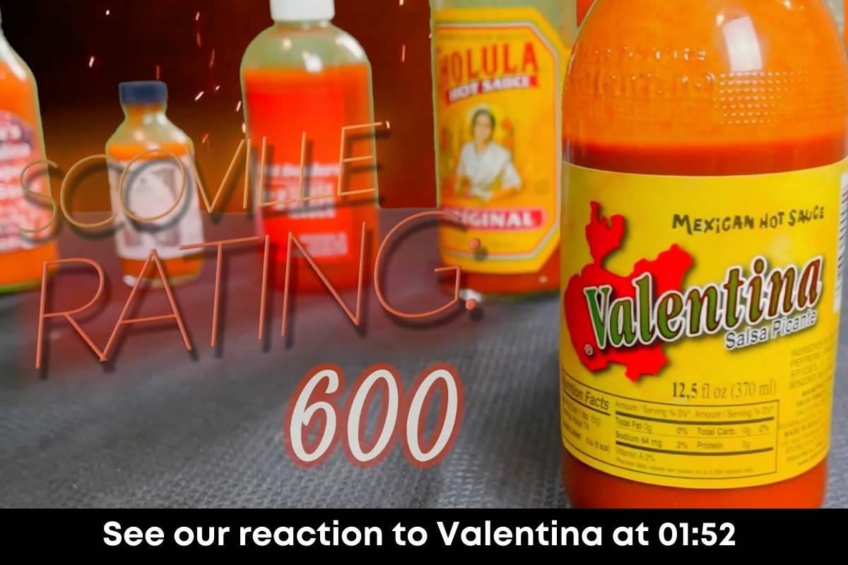 Valentina's Hot Sauce