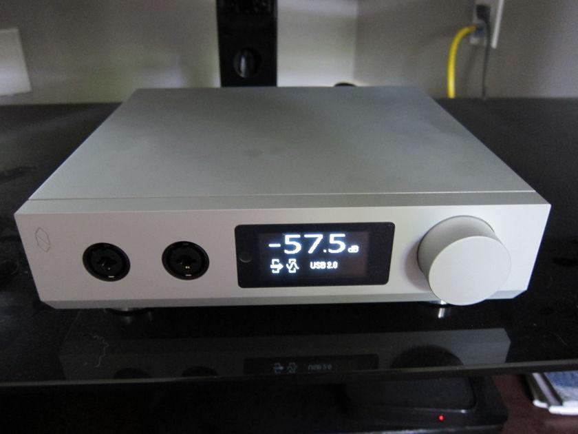 COS  H1 dac/pre/headphone amplifier