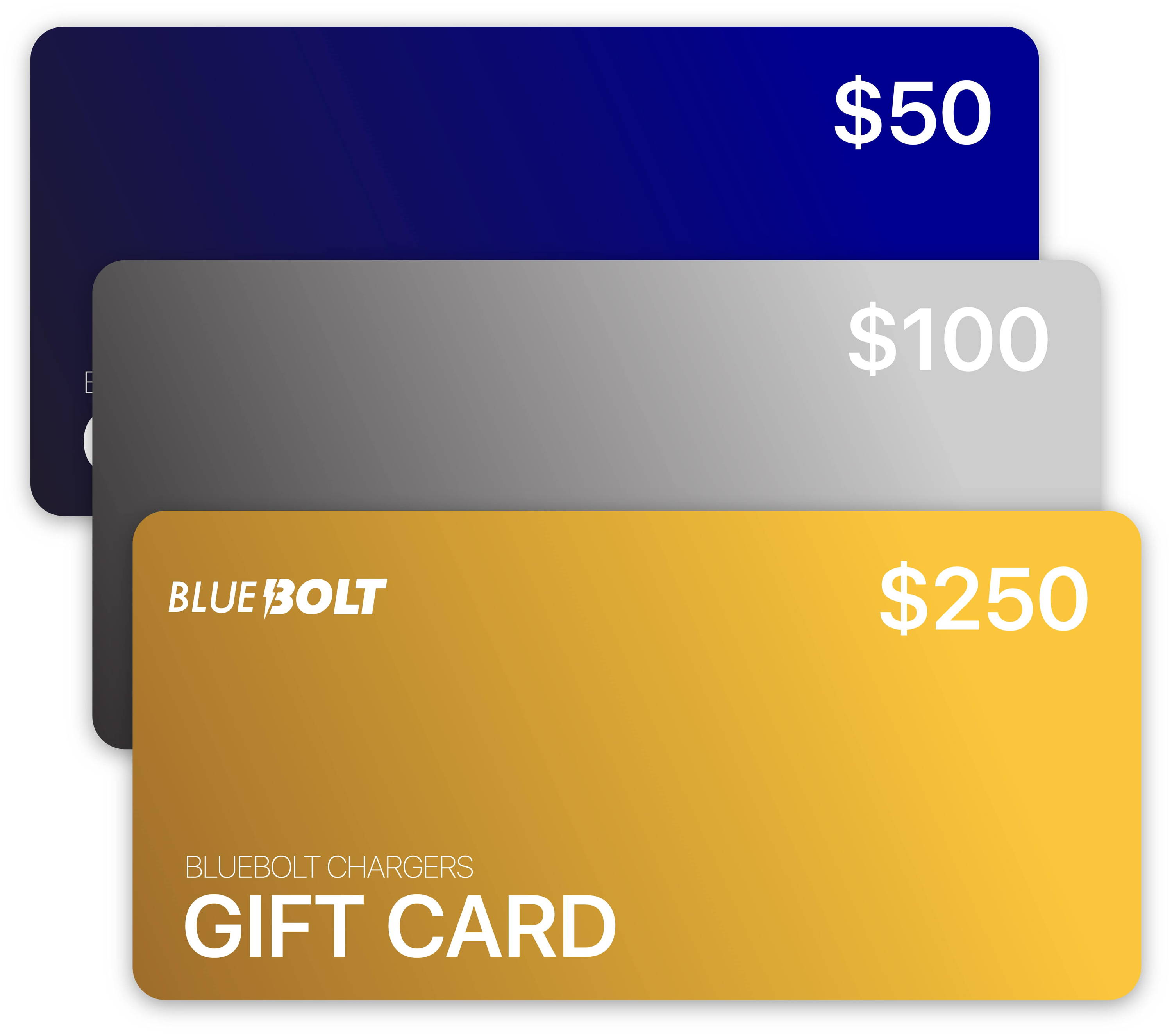bluebolt chargers gift cards