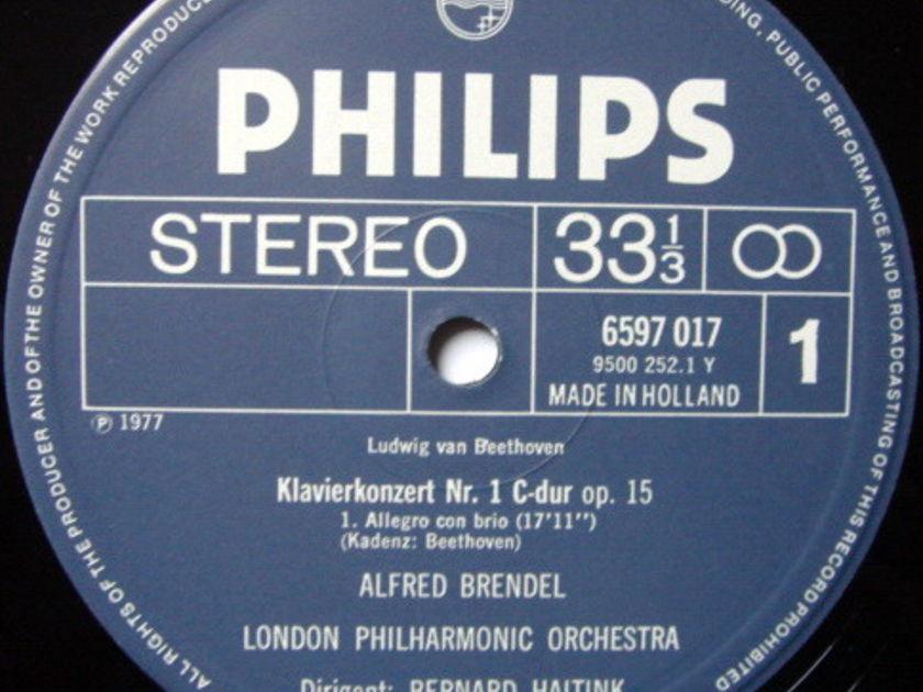 Philips / BRENDEL-HAITINK, - Beethoven Complete Piano Concertos, MINT, 5 LP Box Set!