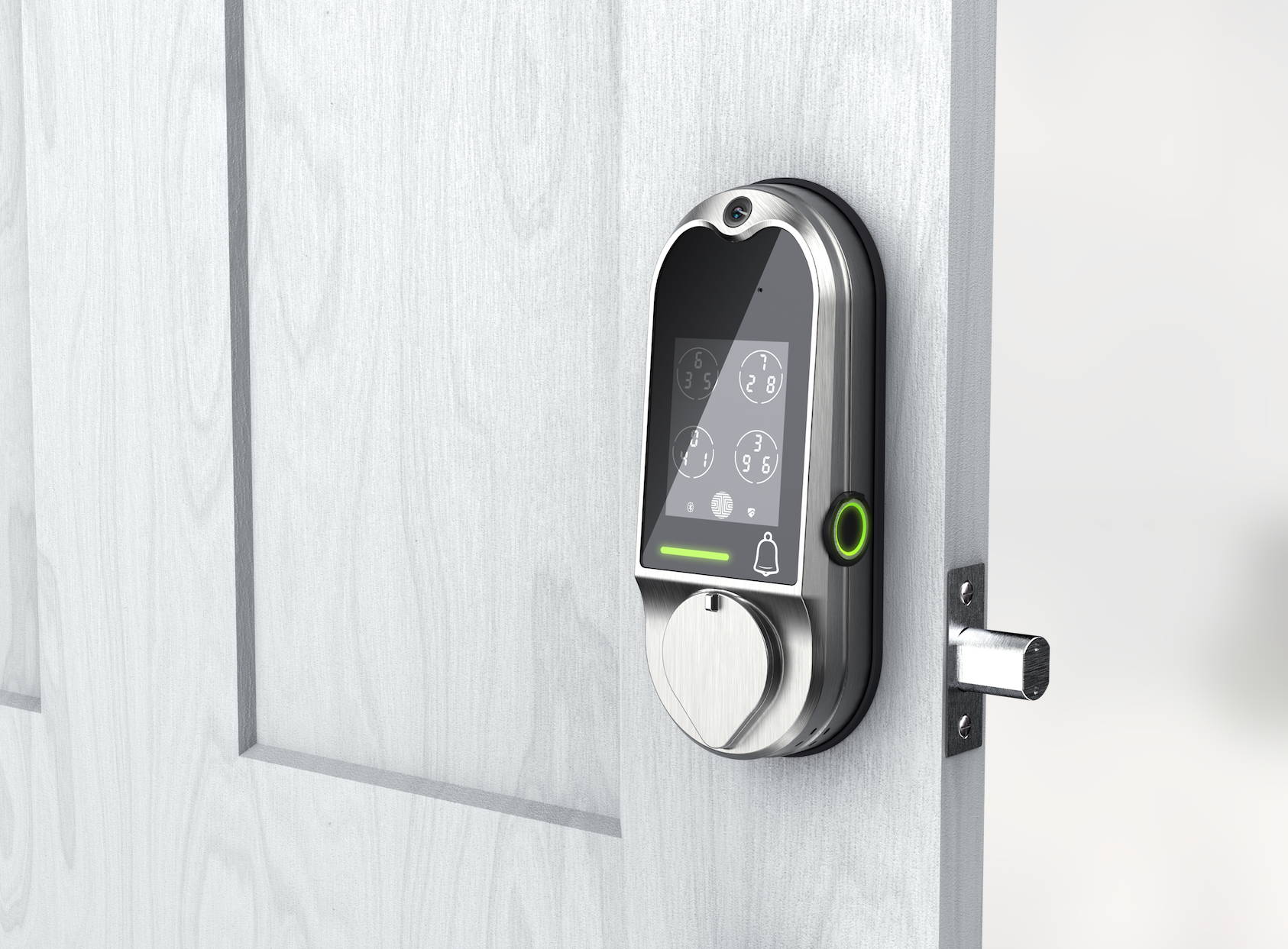 Smart Lock Video Doorbell