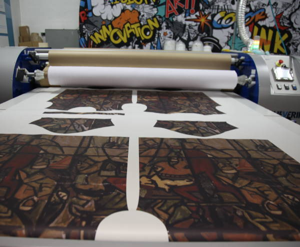 Custom Wholesale Activewear - Dye Sublimation Cut and Sew - Printing