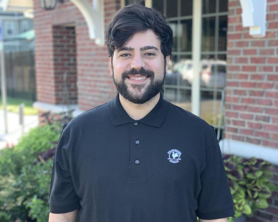 Mr. Alex Swaisgood , Kindergarten Faculty Member