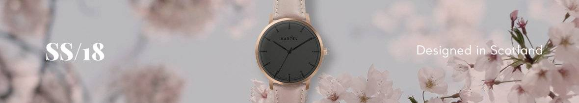 Kartel Womans Watch Range