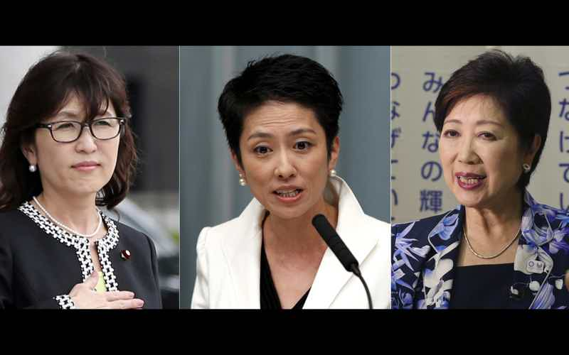 Japan, Patriarchal Politics And The World