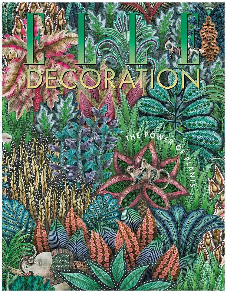 Elle Decoration UK Spring 2017 Cover
