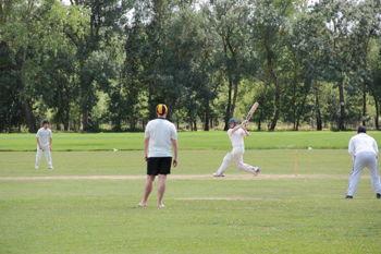 Cricketer Jack Wrenn