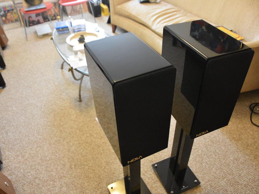 Nola Speakers BOXER 2 Excellent!