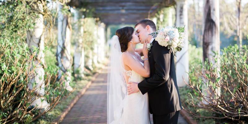 A Botanical Garden Wedding