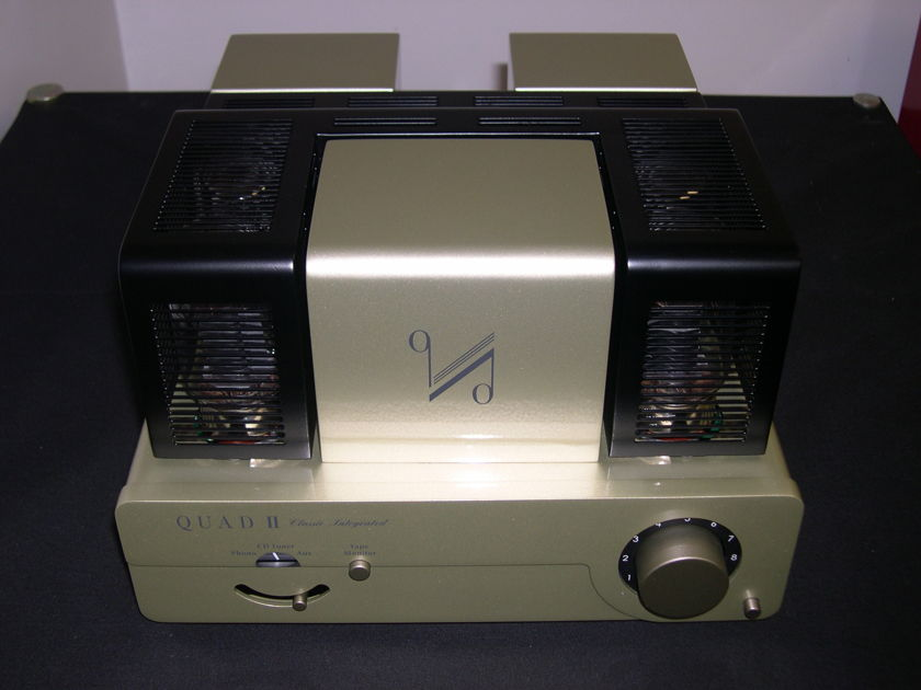 Quad II Classic  Integrated Amp