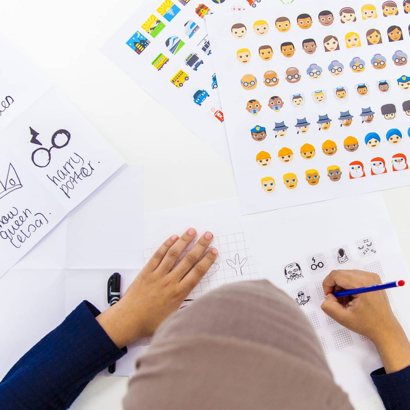 Emoji design Masterclass