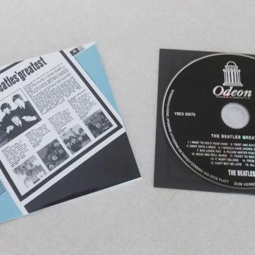 THE BEATLES GREATEST MINI LP CD