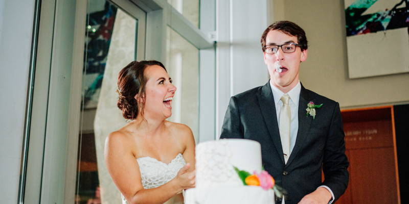 Building Your Wedding Reception Timeline