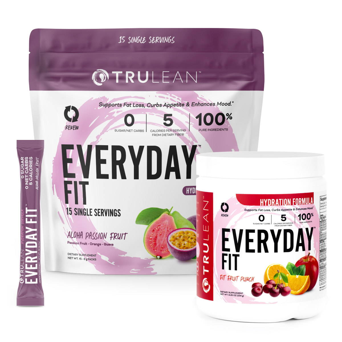 Truleans Everyday Fit Water Enhancer
