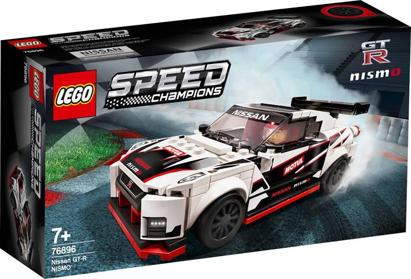 LEGO 76896: Nissan GT-R Nismo
