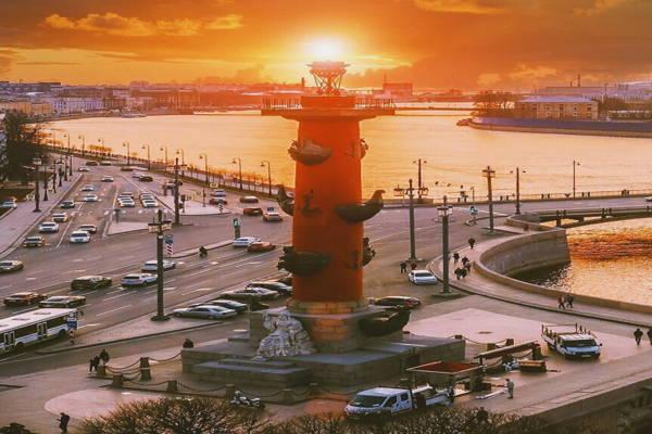 Самые красивые места санкт петербурга