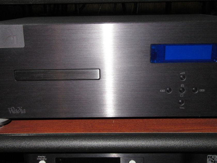 wadia 581i se CD/SACD Player