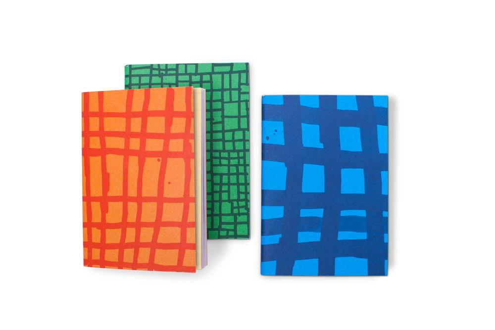 3 Little Notebooks by Tucker Nichols