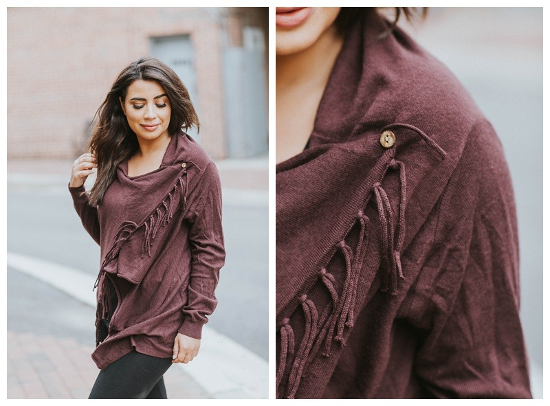 fall-burgundy-cardigan-fringe cardigan-layering pieces-fall fashion