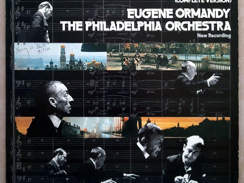 RCA/Ormandy/Rachmaninoff - Symphony No. 2 / NM