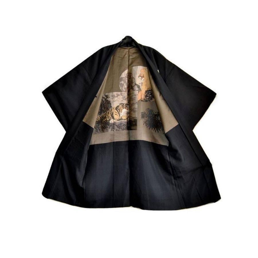 Antique Haori Kimono Jacket