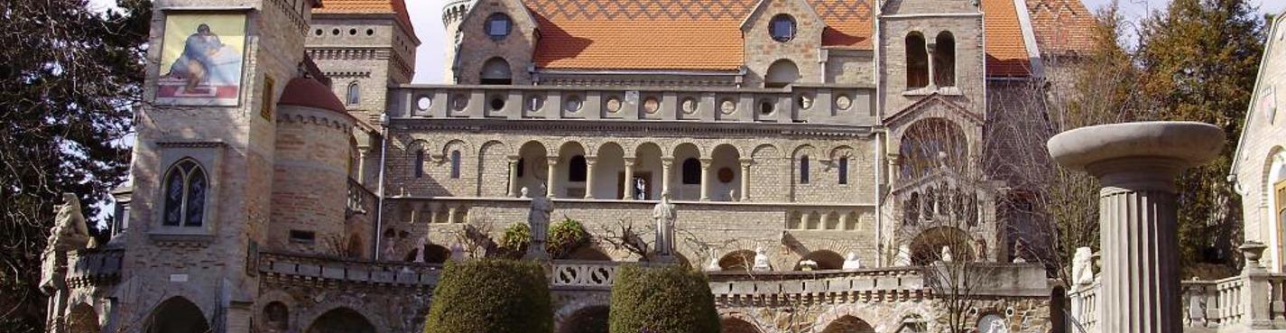 Винные дороги Этьека и замок Брунсвик
