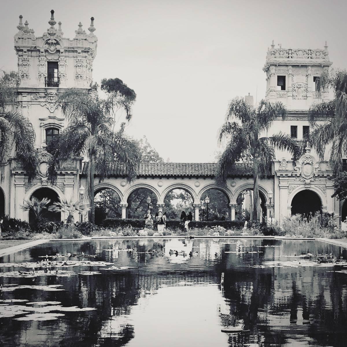 Balboa Park Travel Series Image