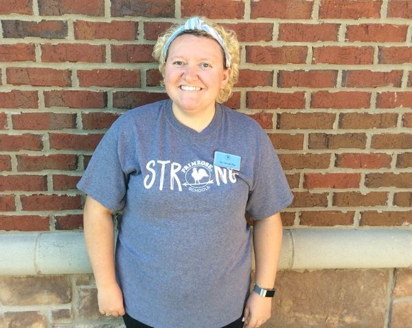 Ms. Hannah Blair , Building Support Staff