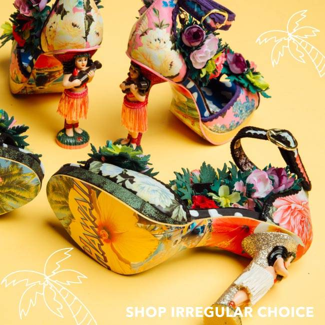 Shop Irregular Choice