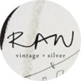 RAW vintage silver