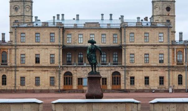 Гатчина. Гатчинский дворец, личные покои Александра III