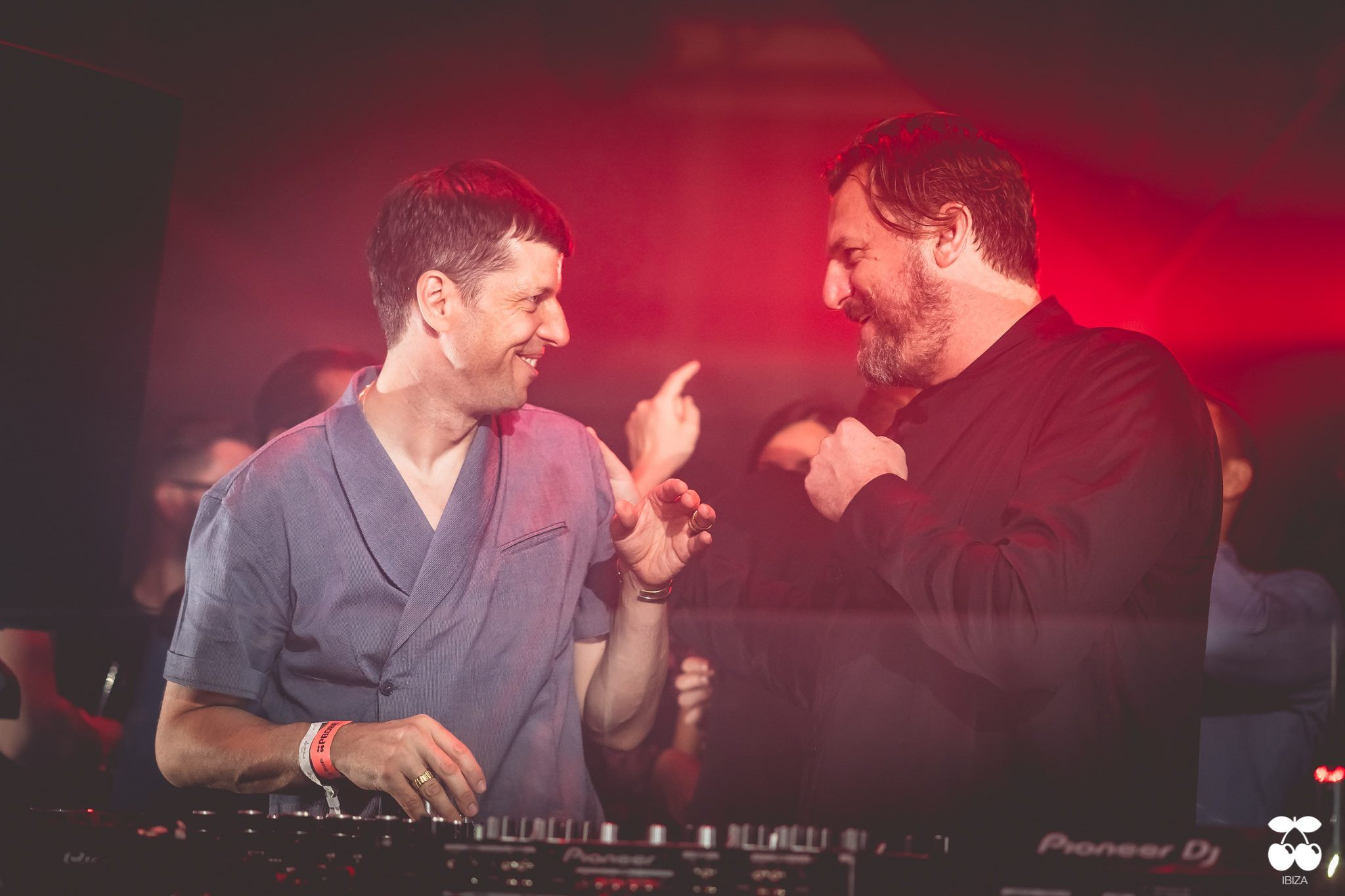 Solomun & dixon nightclub Pacha ibiza, party Ibiza