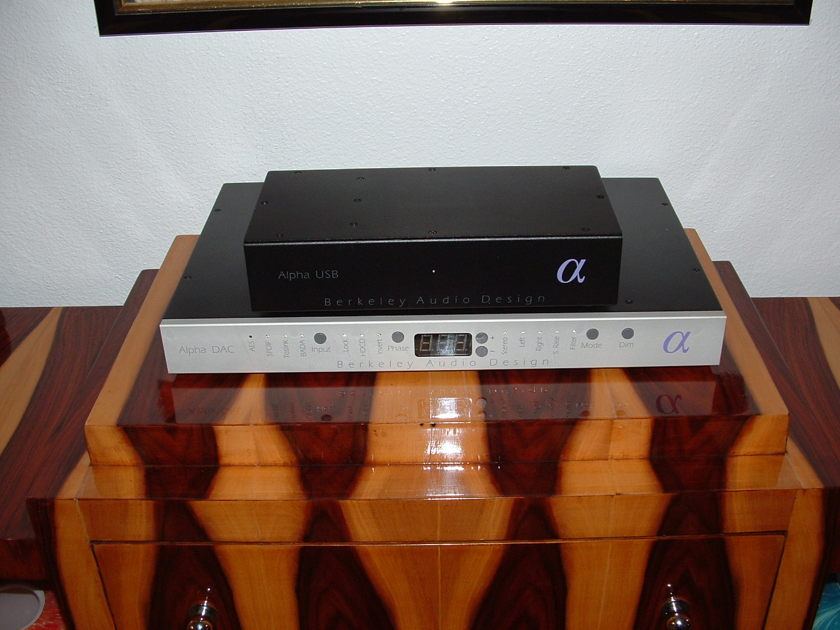 Berkeley Audio  Alpha DAC