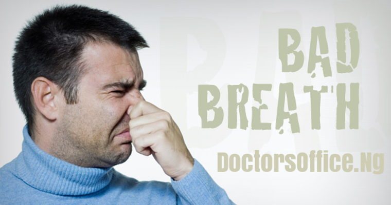 People Run When You Talk? Check That Breath.... Here are the causes of Bad Breath.