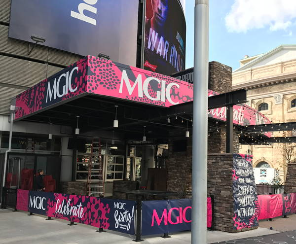 Events  & Trade Shows - MGIC Booth