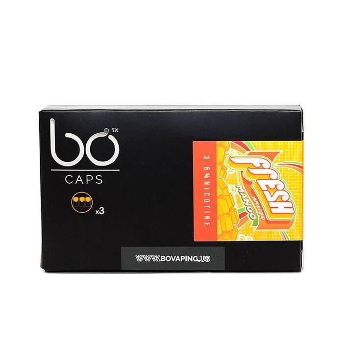 Mango Bo Pods - Fresh Vapor - Bo Vaping Wholesale