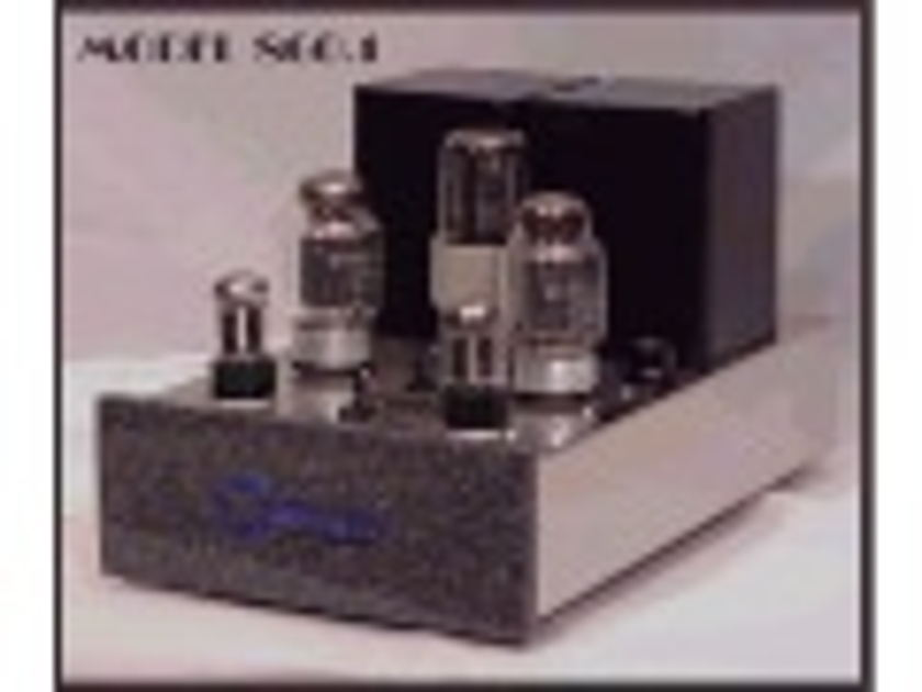 Granite audio 864 Mono Blocks 60/30 wpc kt-88 mono's