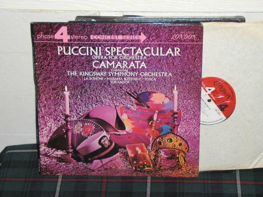 Camarata/KSO - Puccini London ffrr uk decca spc21019