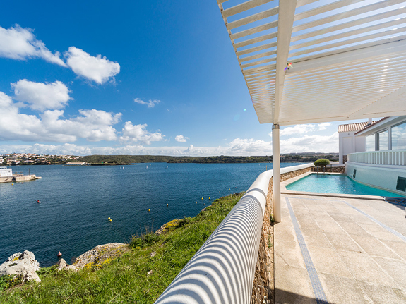 Mahón - Fantastic property for sale in the Port of Mahón in Menorca