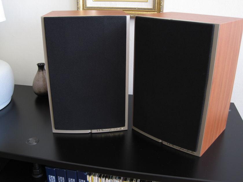 Wharfedale Diamond 8.1 Original Box, Manual, Packing