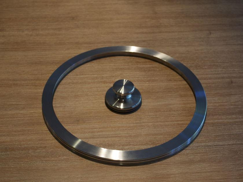 VPI Industries Perimeter ring & weight pair