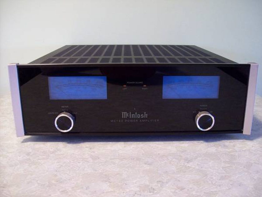 Mcintosh MC162 power amplifier