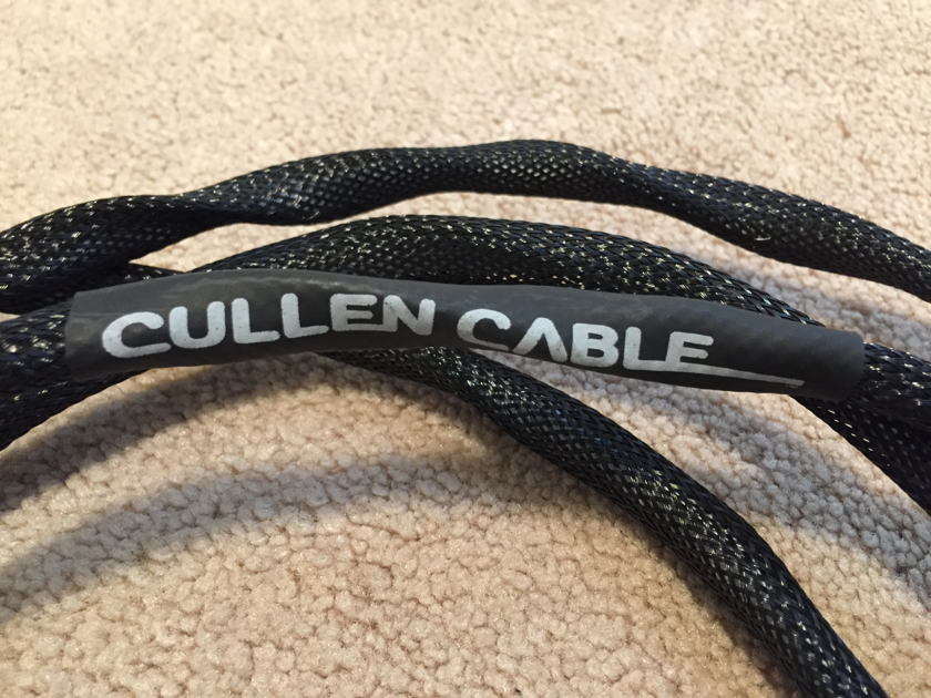 Cullen Cable Crossover Series Power Cord 8'