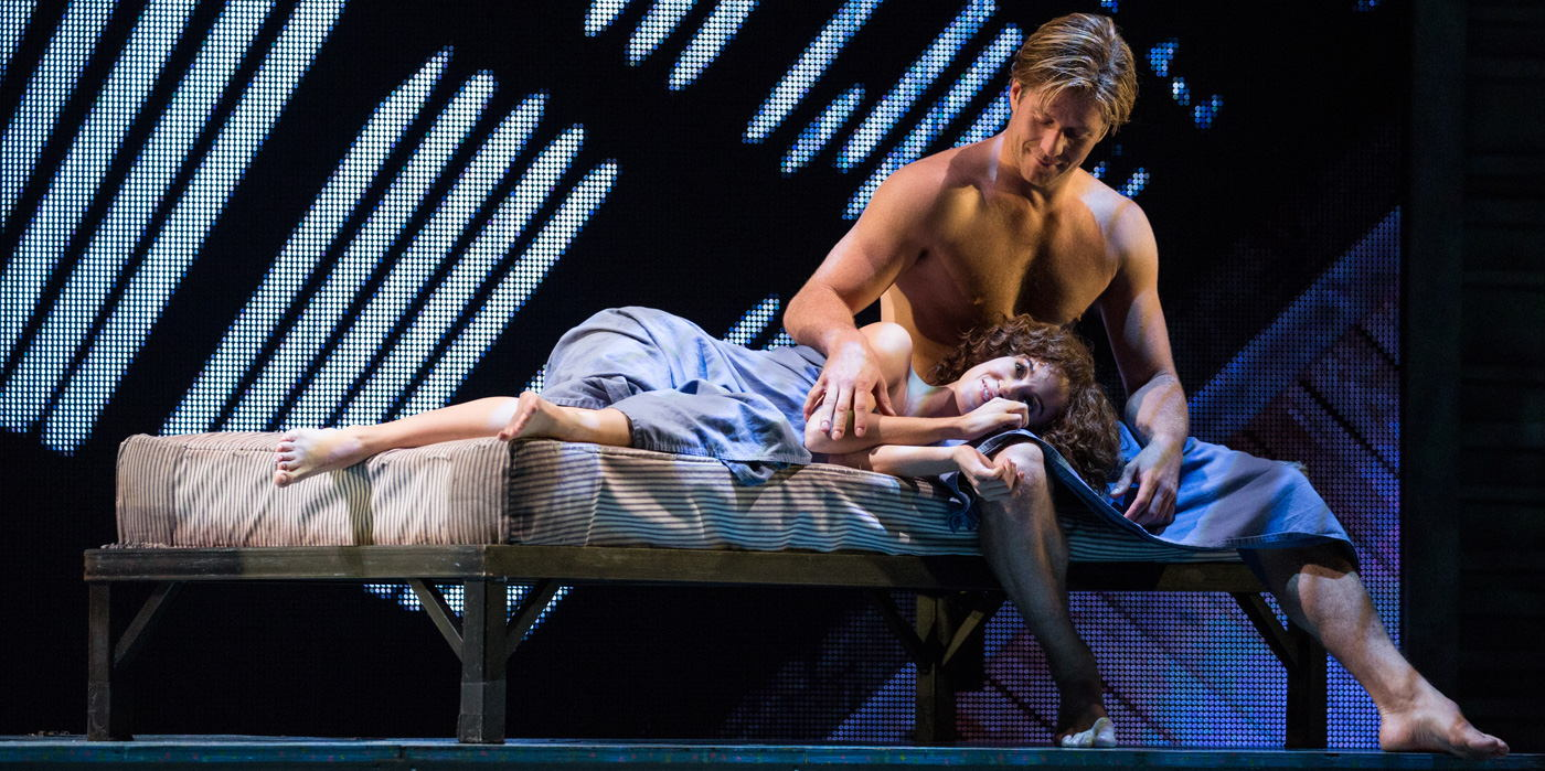 Dirty Dancing at the Shubert Theatre