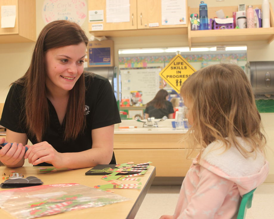 Ms. Macie Campbell , Preschool II Teacher