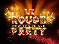 LE ROUGE NEW YEAR'S EVE PARTY image