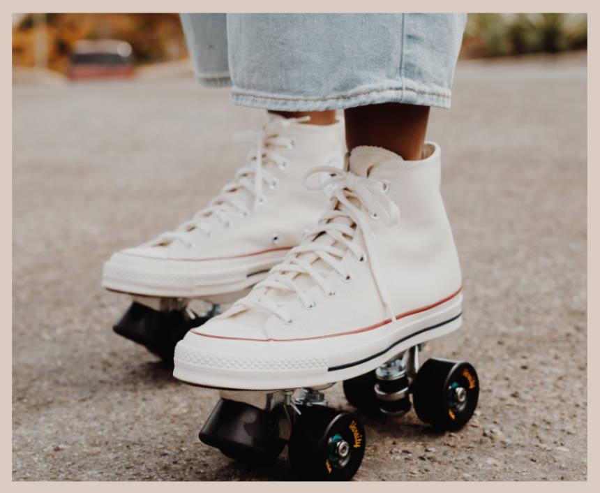 converse roller skates