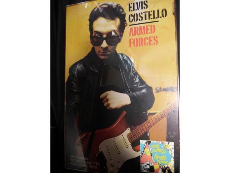 """Elvis Costello """"Armed Forces"""" Album Artwork"""